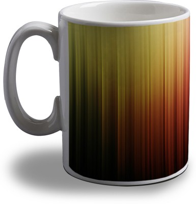 Artifa Abstract Design AMG0292 Porcelain, Ceramic Mug