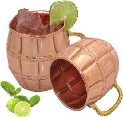 AsiaCraft MOSCOWMUG014-2 Copper Mug