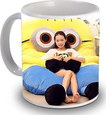 PSK Cute Minions H205 Ceramic Mug