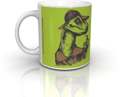 Bcreative Velociholmes (Officially Licensed) Ceramic Mug