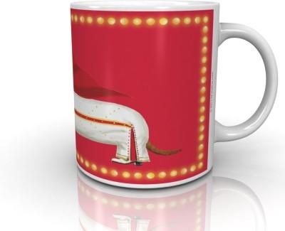 Bcreative Smart Dog (Officially Licensed) Ceramic Mug