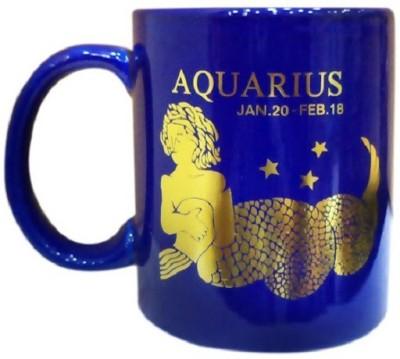 Icable Aquarius Zodiac Sign Coffee Ceramic Mug