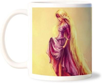 Lovely Collection Rapunzel Ceramic Mug