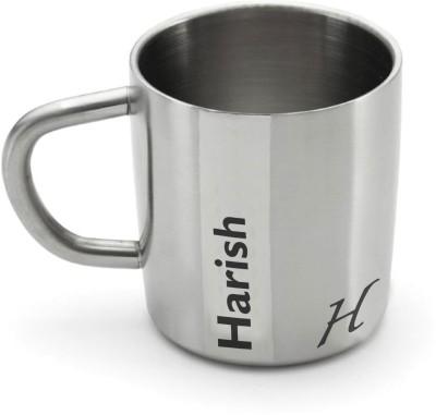 Hot Muggs Me Classic  - Harish Stainless Steel Mug
