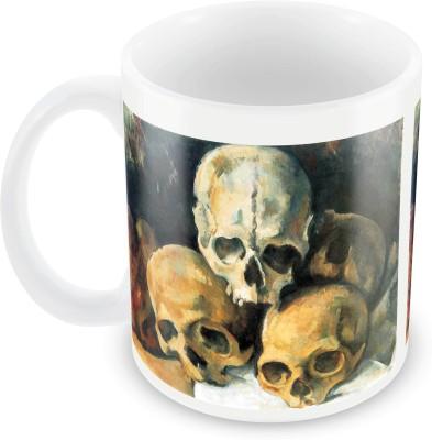 Posterboy Pyramid Of Skulls Ceramic Mug