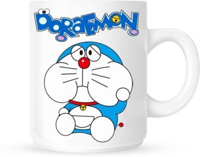 Hainaworld Fatty Doraemon Coffee  Ceramic Mug