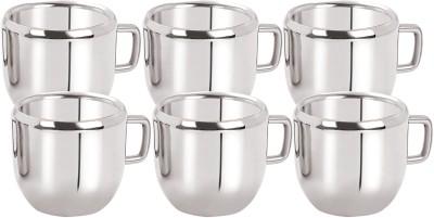 Aagam Apple Stainless Steel Mug