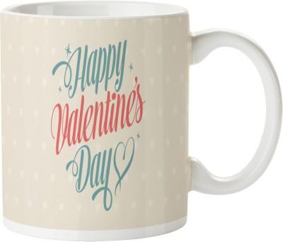 Pentagraphics Valentines Day Ceramic Mug