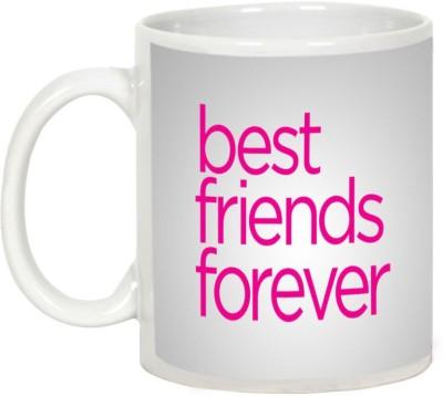 AllUPrints Gift For Friend - True Best Friend Forever Ceramic Mug