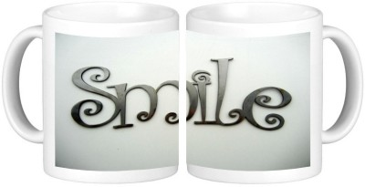 Shopmillions Cool Smile Ceramic Mug