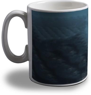 Artifa Fair Swings Porcelain, Ceramic Mug