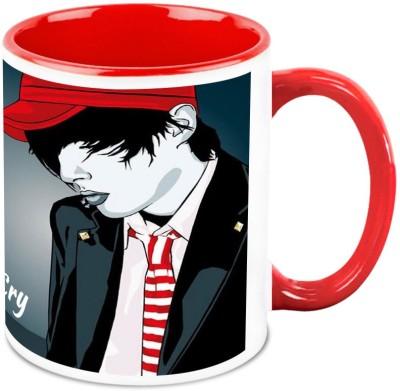 HomeSoGood Boys Don,t Cry Ceramic Mug