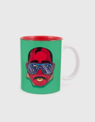 Kulture Shop Kultureshop Autowala  Ceramic Mug