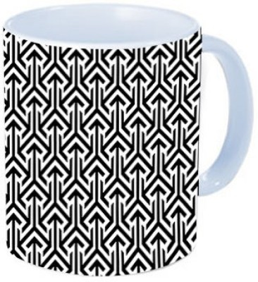 Rawkart Tribal pattern Ceramic Mug