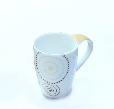 Heritage Ceramic Porcelain Mug(340 ml) at flipkart