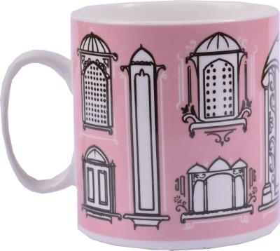 Enfin Homes Rajasthani Bone China Mug