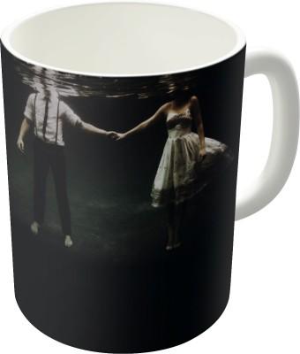Dreambolic Abyss Of The Disheartened3 Ceramic Mug