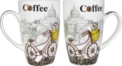 Neos Cycle Bean Ceramic Mug