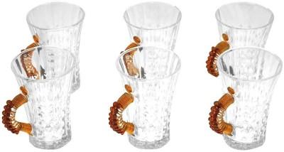 JewelKraft Designs Wide Angle Crystal Mug