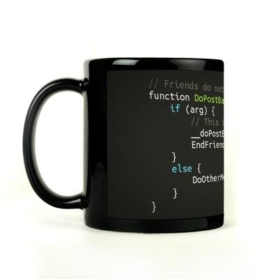Expresion Function do Post Ceramic Mug