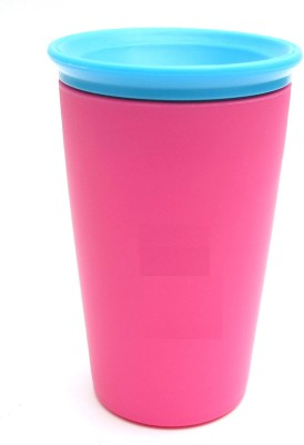ROYALDEALSHOP As Seen On TV Wow Cup For Kids The Spill Free Cup Plastic Mug