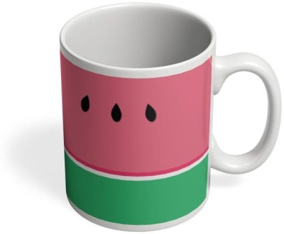 PosterGuy Watermelon Fruit, Summer, Watermelon, Cool, Pink Ceramic Mug