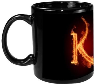 Onlineworld Black Coffee  - K Ceramic Mug
