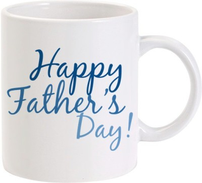 Lolprint 177 Happy Fathers Day Gift Ceramic Mug