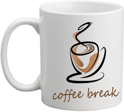 Printocare Coffee Break Ceramic Mug
