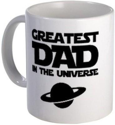 Giftsmate Universes Greatest Dad Ceramic Mug