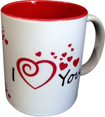 Luxury Gifts By Nikki I Love You Ceramic Mug
