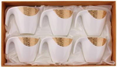 White Gold 3106-178g Porcelain Mug