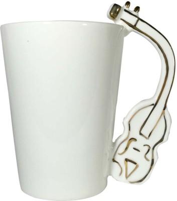 Henry Club Guitar Ceramic Mug