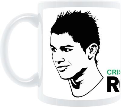 AB Posters Ronaldo Ceramic Mug