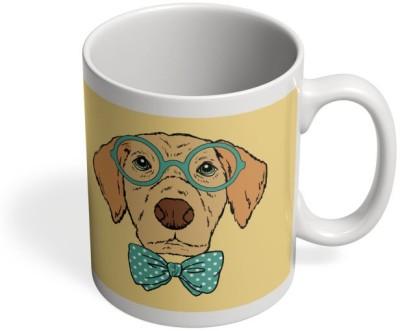 PosterGuy Geek Dog Geek, Dog Ceramic Mug