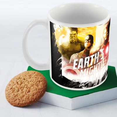 Posterboy Avengers - Earth,S Heroes Officially Licensed (Pack Of 1) Ceramic Mug