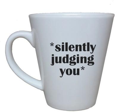 Thelostpuppy Judgingsmg Ceramic Mug