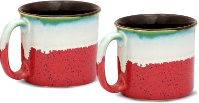 Caffeine Pink Maggie s Ceramic Mug