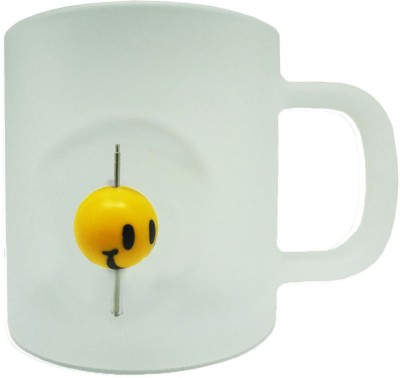 Tuelip GP-3D-FGM-Smiley-2101 Glass Mug