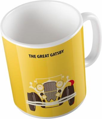 Uptown 18 The Great Gatsby Ceramic Mug