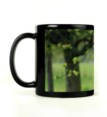Rockmantra Emma Watson Spring Ceramic Mug