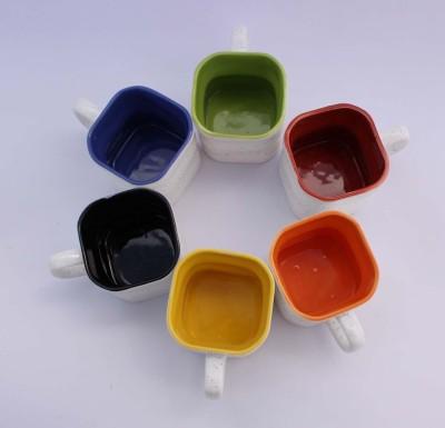 Aarzool Spiral Cups Ceramic Mug