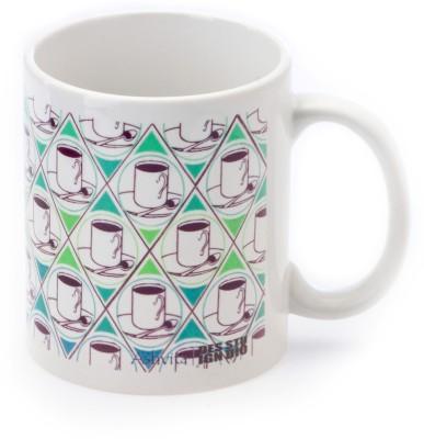Ashvita Design Studio Cup Porcelain Mug