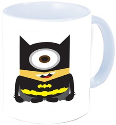Rawkart batman minion Ceramic Mug