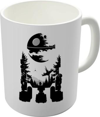 Dreambolic Heros And Villains Dark Side Ceramic Mug