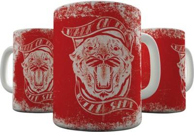 Shaildha QU37 Ceramic Mug