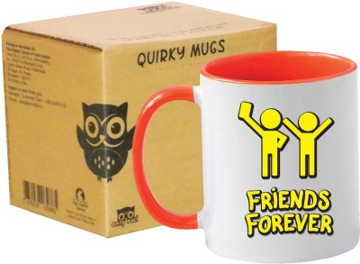 Only Owl OlBSF36 Gift Best Friends Ever Ceramic Mug