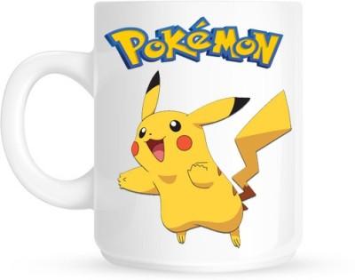Hainaworld Shocking Pikachu Coffee  Ceramic Mug