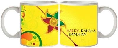 Artist Raksha Bandhan Rakhi MB-2090 Ceramic Mug