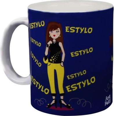 Art Potli Superhero Estylo Ceramic Mug